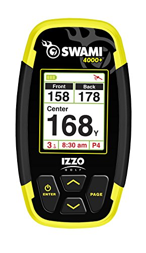 IZZO Swami 4000 Golf GPS product image