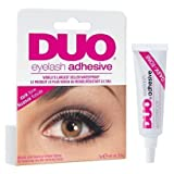 Duo Eyelash Adhesive, Dark Tone - 0.25 Oz by Duo