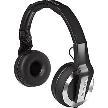 Pioneer HDJ-500-K DJ Headphones - Black