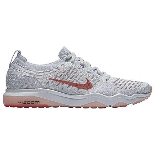 偏差五十指定(ナイキ) Nike レディース フィットネス?トレーニング シューズ?靴 Air Zoom Fearless Flyknit [並行輸入品]