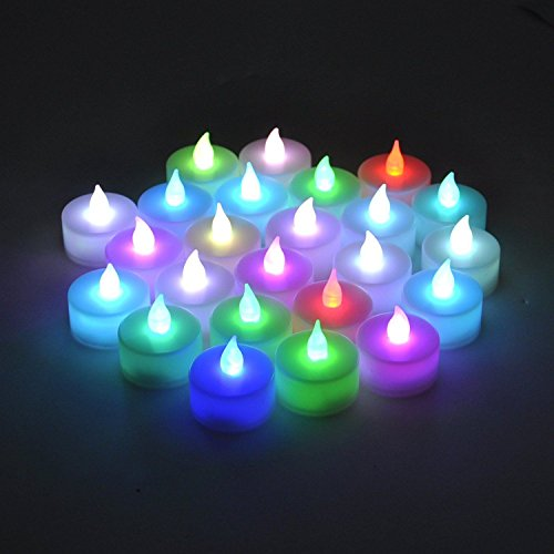 Two Color Led Light