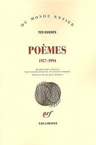 Poèmes : 1957-1994 par Ted Hughes