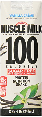 Cytosport Monster Milk Calories Ready-To-Drink Protein Shake, Vanilla, 24 Count
