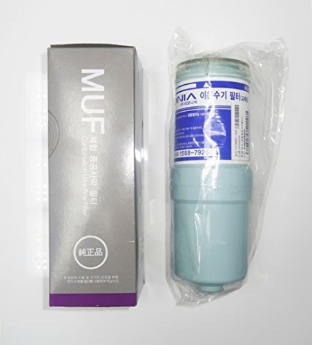 muf ionizer water filter certificated