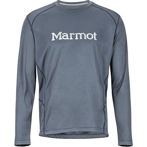 Marmot Windridge With Graphic Top - Men's Steel Onyx/Grey Storm, XXL by Marmot