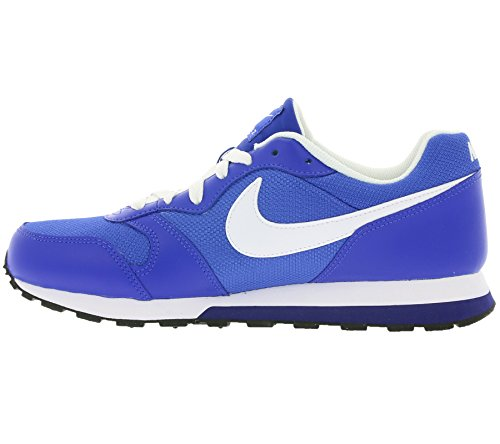 black Blanc Bleu GS de Homme Running Royal Nike Runner deep Roi Chaussures Game MD 2 Blue Royal White Entrainement Noir Ax4PHg