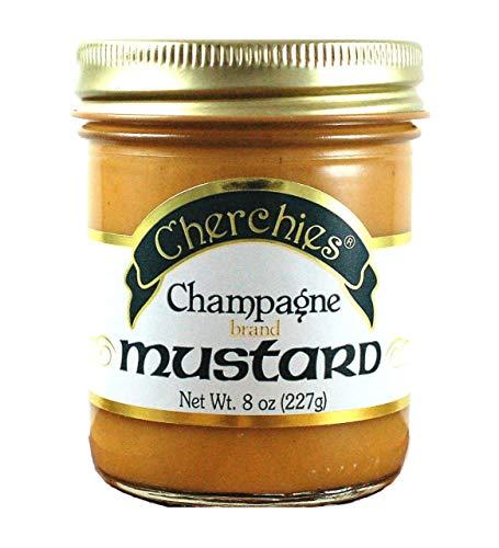 Cherchies Champagne Brand Mustard, 8 - Orange Glaze Ham