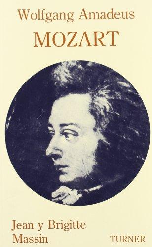 Descargar Libro Wolfgang Amadeus Mozart Jean Y Brigitte Massin