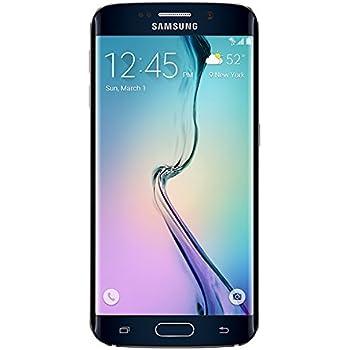 Samsung Galaxy S6 Edge SM-G925 Factory Unlocked Cellphone, International Version, No Warranty, 32GB, Black