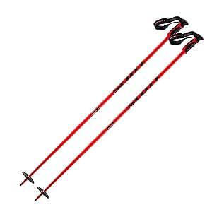 Scott Team Issue Ski Poles (Red, 38 in)