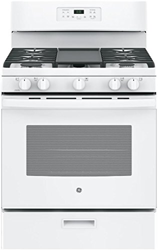 GE JGBS66DEKWW Sealed Burner Range