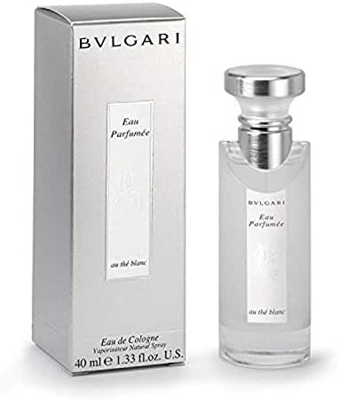BVLGARI Au The 'Blanc for Women Eau De Cologne Spray, 1.35 Fluid Ounce