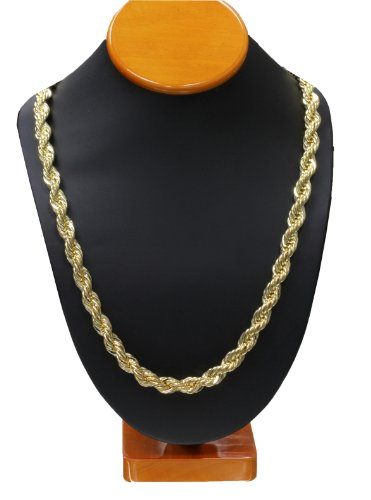 Gold Tone HIP HOP Gold Chain
