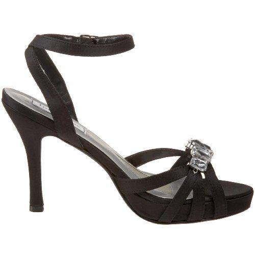 Women's Dolly Platform Touch Ups Black Sandal 4A8qpwq