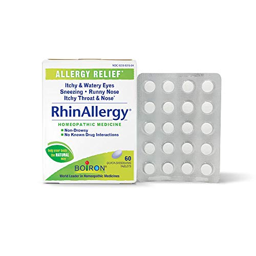 Boiron Rhinallergy Homeopathic Medicine Allergy product image
