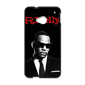 HTC One M7 Cell Phone Case Black R. Kelly grrd