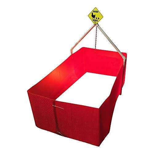 chicken brooder box - 3