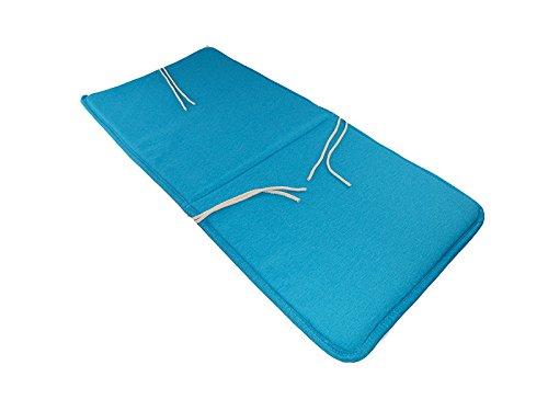 Cuscini Con Schienale Per Sedie Da Esterno : Catay home pack di cuscini con schienale turchese per sedia da