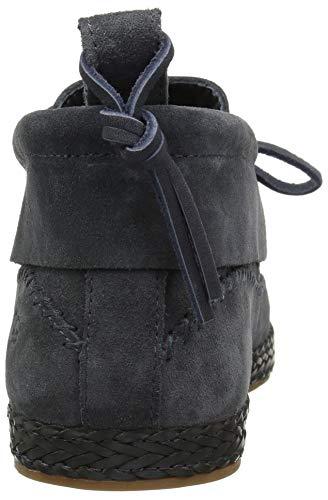 Women's Woodlyn Navy M Ugg Boot Moc Fashion 5 9 Us R5qnqd
