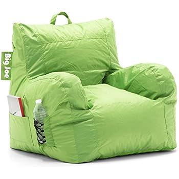 Awe Inspiring Amazon Com Big Joe Original Bean Bag Chair Spicy Lime Andrewgaddart Wooden Chair Designs For Living Room Andrewgaddartcom