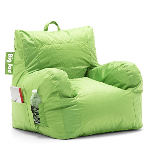 Big Joe Dorm Bean Bag Chair Spicy Lime Import It All
