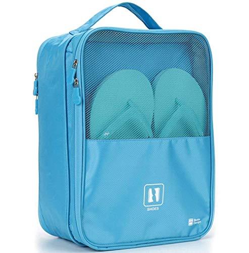 UNIQUE GADGET Polyester Shoe Bag (Multicolored_TRSHOEBAG)