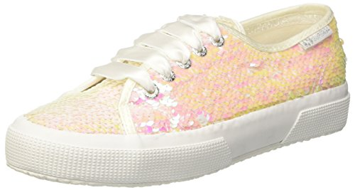 Baskets Superga Pairidescentw 2750 Bianco Femme aU8BwEqx8T