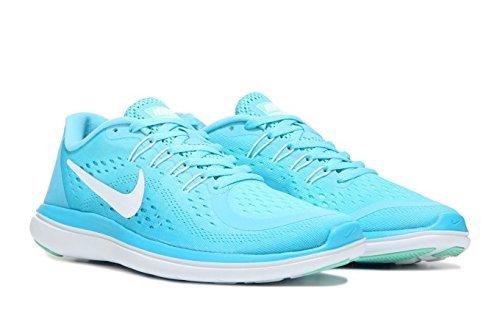 Running Polarized 2017 Blue Flex Ladies Shoes Rn Nike xqzInY6fE