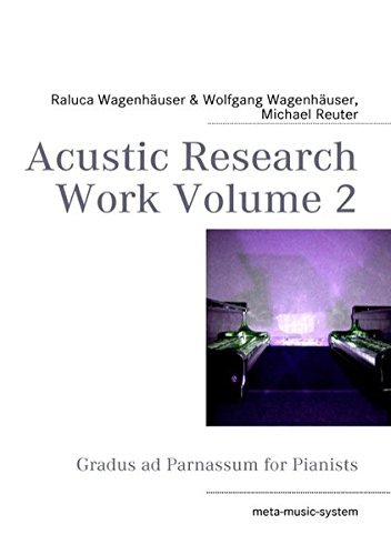Download Acustic Research Work Volume 2 PDF