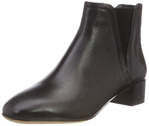 Orabella Clarks Nero Donna Stivaletti Black Leather Ruby dPgqBrP