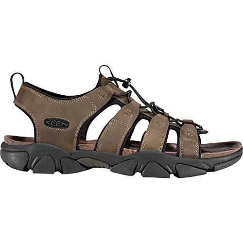 Keen Men's Daytona Sandal,Black Olive,7.5 M US