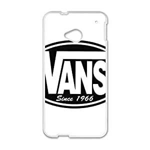 SANLSI Sport brand Vans creative design fashion cell phone case for HTC One M7