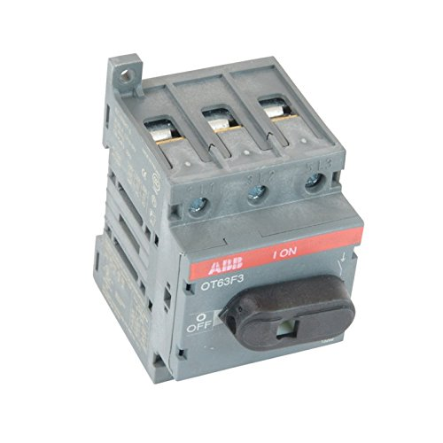 ABB OT63F3 DISCONNECTOR SWITCH, 3, 750, 63A