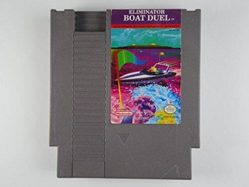 Eliminator Boat Duel