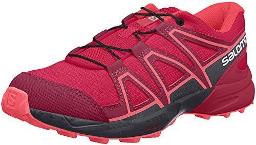 salomon women's alphacross trail running shoes junior