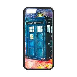 Canting_Good Phone Booth Custom Case Shell Skin for iPhone6 4.7 (Laser Technology)