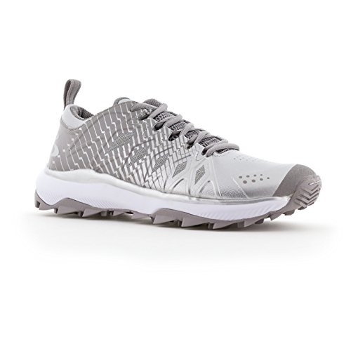 Sizes Boombah Shoes Gray Squadron Men's Turf Silver Color Options 20 Multiple SqSaRwtx