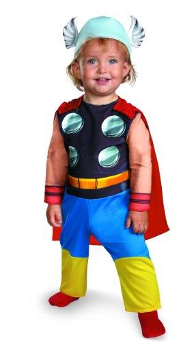 Marvel Disguise Super Hero Squad Thor Infant Costume