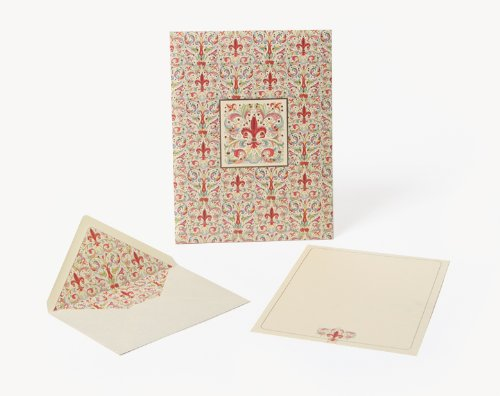 - Giglio Sheets and Envelopes Portfolio: Italian Stationery, Florentine Paper