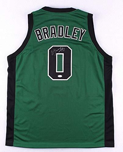 Avery Bradley Autographed Signed Memorabilia Celtics Jersey JSA Boston'S 1st Round Pick 2010 Nba - 1st Nba Draft Round