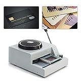 KIMTEM Manual Embossing Machine, Card Embosser