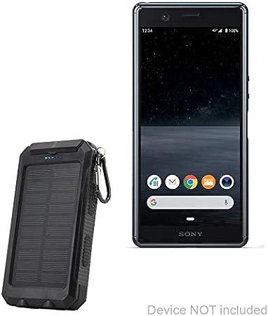 BoxWave - Batería para Sony Xperia Ace (6000 mAh), Color Negro ...