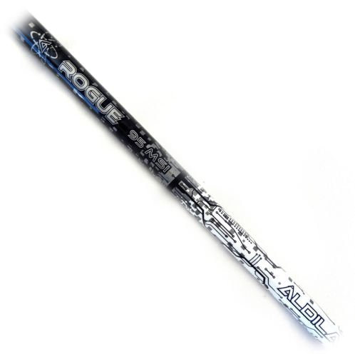 Aldila Golf Club Shafts - Aldila Rogue Black 60 Graphite Wood Shaft, S-Flex