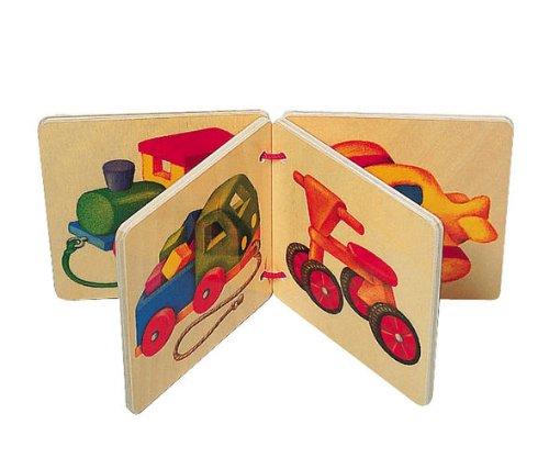 (Selecta Vehicles Wooden Book)
