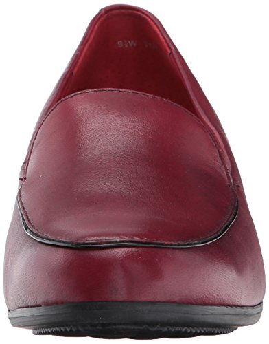 Loafer Women's Red Monarch Trotters Ruby XxTqOCxw