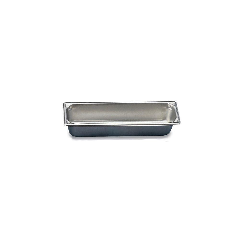 Vollrath 30562 Super Pan V 1/2 Long Size x 6