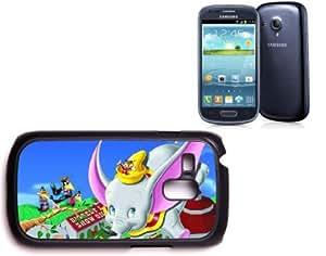Samsung Galaxy S3 Mini Hard Case with Printed Design Dumbo