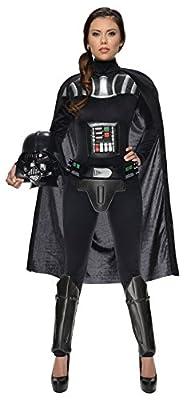 Women's Star Wars Darth Vader Deluxe Costume Jumpsuit