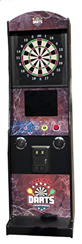 - Coin Operated Electronic Dart Machine (1)