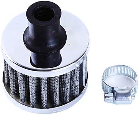 JOOFFF Luftfilter Auto Motorrad Geändert Luftfilter Pilzkopf Mini Luftfilter Öl Kurbelgehäuse Ventil Luftfilter